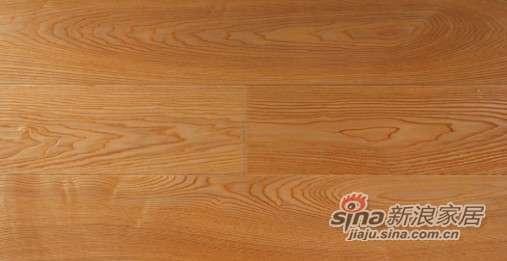 圣达地板本真实木系列—白蜡木挪威森林