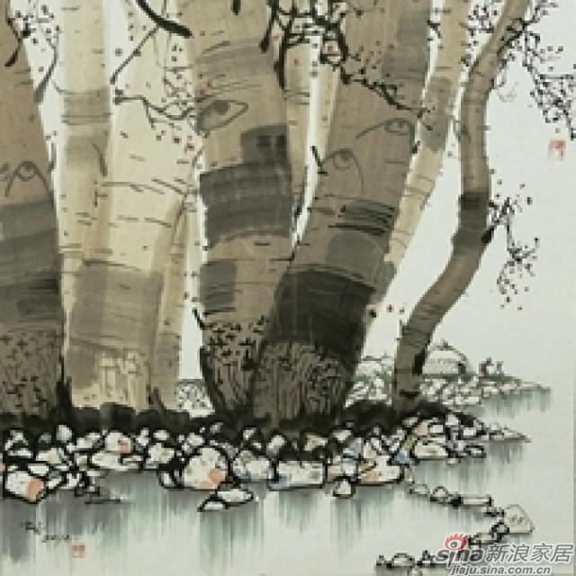 丹青系列——手绘-3