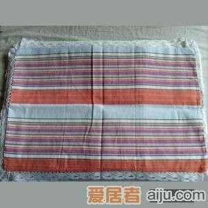 家元素老粗布布席纯棉枕套-SSL22393-48*74CM