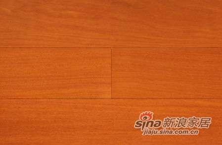 圣达实木地板自然尊贵系列―二翅豆本色18-1-0