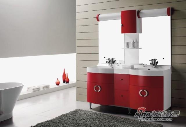 席玛洗手台盆浴室柜组合