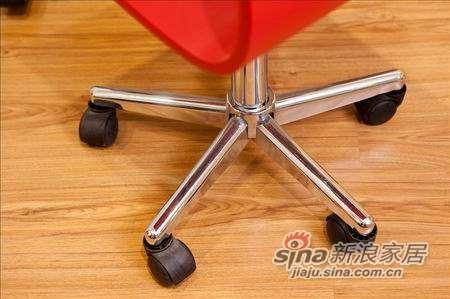 迪士尼儿童彩色家具-顽皮米奇-椅子(固定脚)-3