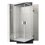 恒洁卫浴淋浴房HLG01F42