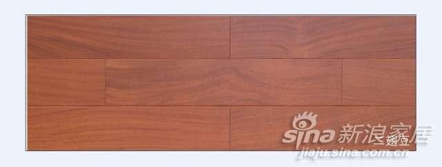 久盛二翅豆L-03-2实木地板-0