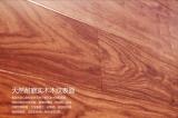 金桥地板多层实木复合木地板实木环保地暖地板 凝香花梨