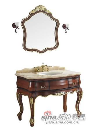 安华卫浴浴室柜anPGM4333-N