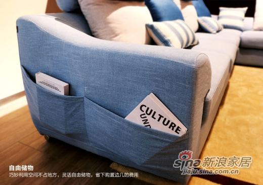 皇朝现代转角沙发-2