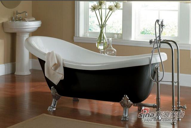 金牌卫浴浴缸RF1268B