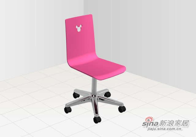 迪士尼顽皮米奇-椅子(转脚)-0