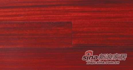 锦绣前程实木地板红木色类—圆盘豆
