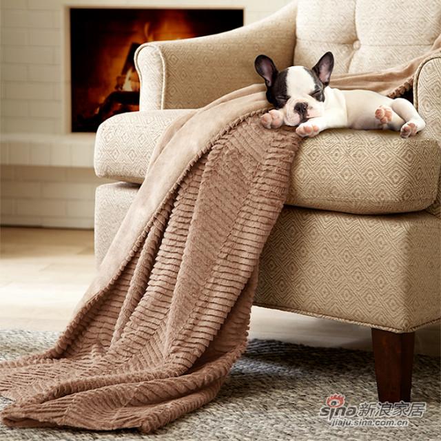 双面绒毛毯-0