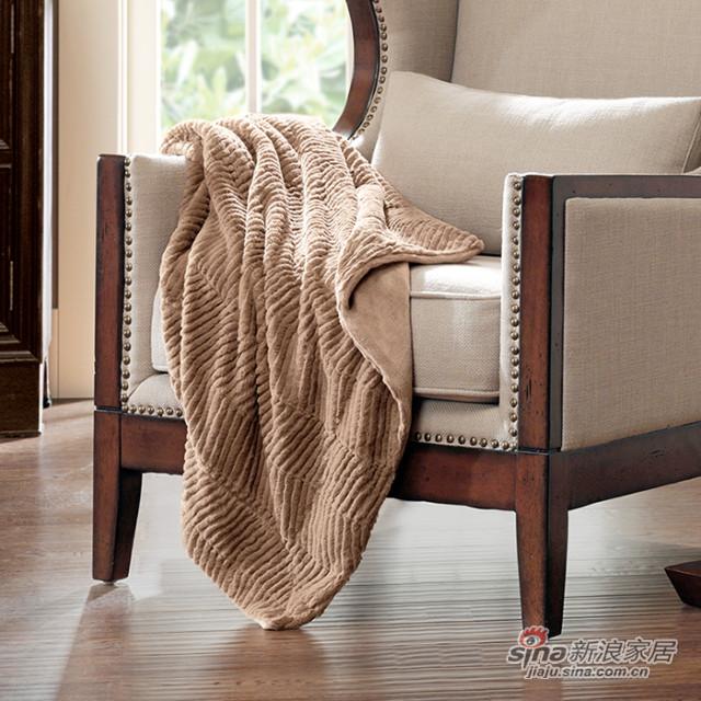 双面绒毛毯-3