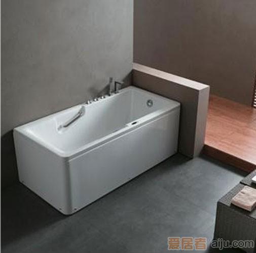 法恩莎五件套压克力浴缸FW015Q(1500*800*630mm)1