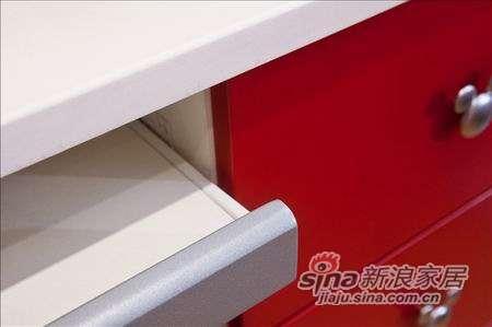 迪士尼儿童彩色家具-经典米奇书桌-3