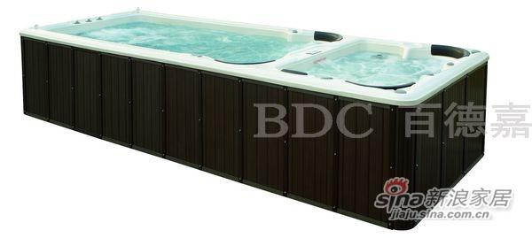 百德嘉休闲卫浴-H873201按摩浴缸-0