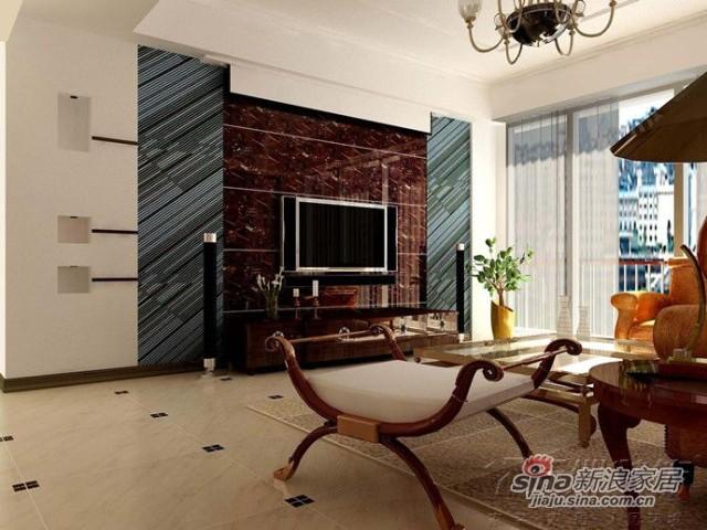 本家润园210平新古典风格