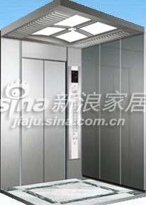 恒丰电梯HF-J01乘客电梯