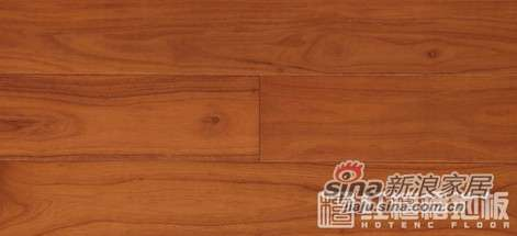 红檀�U地板檀香印象-金刚柚木HS-PY22-0