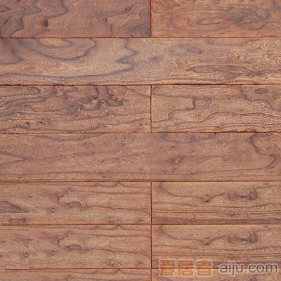 比嘉-实木复合地板-皇庭系列:富贵榆木(910*125*15mm)2
