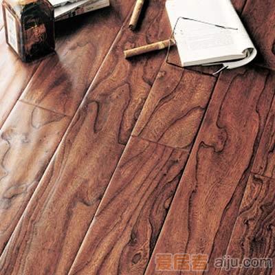 比嘉-实木复合地板-皇庭系列:富贵榆木(910*125*15mm)1