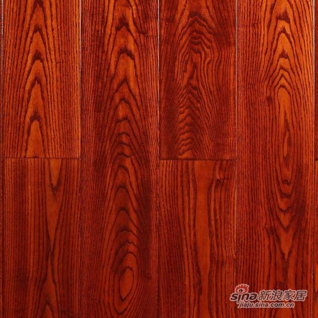 瑞澄地板--多层仿古系列--栎木莫斯科红场RCD-FG708-0