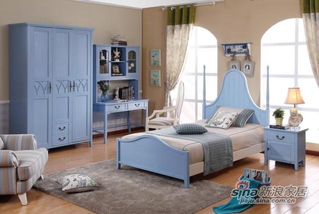 好风景地中海2代卧室系列产品