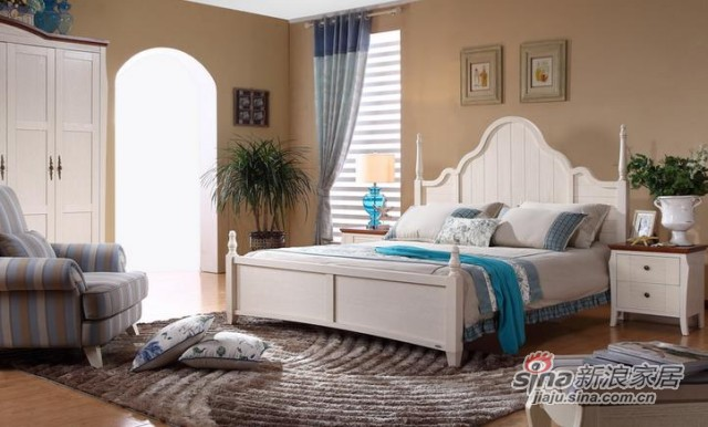 好风景地中海2代卧室系列产品-2