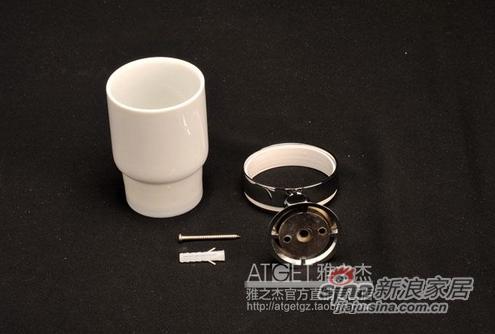 雅之杰铜制杯架AC74-501-2