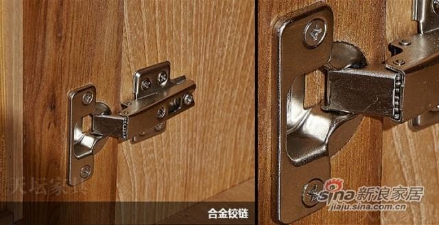 天坛新东方系列卧室实木电视柜-1