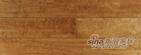 欧龙地板多层实木系列-桦木仿古清晖枫桦-0