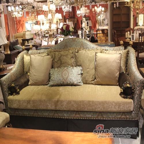 优山美地润家-三人沙发