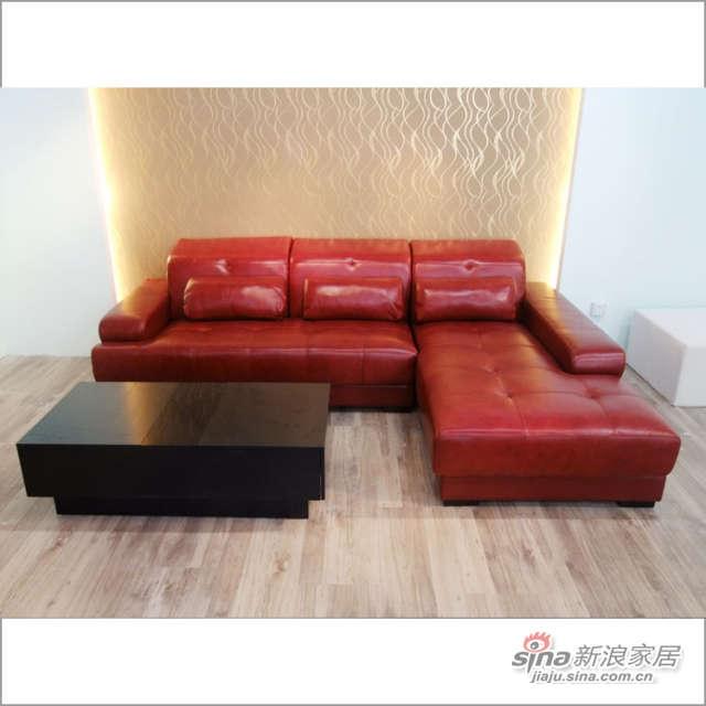 CS119 转角 沙发 客厅 时尚软件家具 佰宜家居
