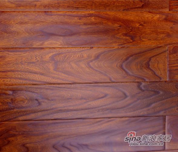 和邦盛世木艺地板 唐韵系列―庐山瀑布-0