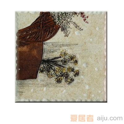 嘉俊-艺术质感瓷片[城市古堡系列]DD1502A2W-6(150*150MM)1