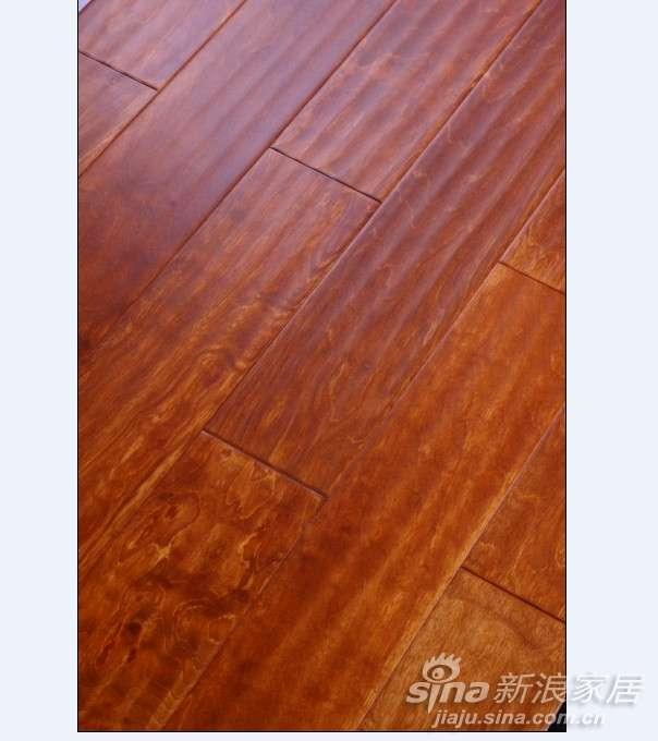 上臣桦木(地热专用)F3-F-1实木复合-0