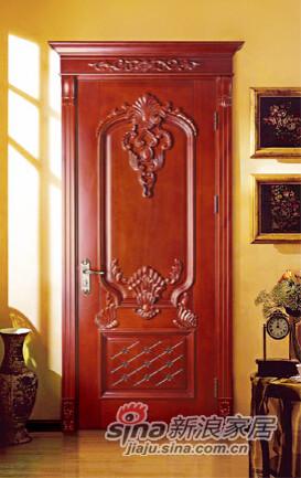 龙鼎奢华系列LD-355 欧式红胡桃原木