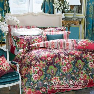 富安娜床上用品床单五件套-0