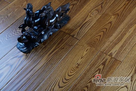 大王椰实木地板-1