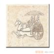 金意陶-经典古风系列-墙砖(花片)-KGHC165406A(165*165MM)