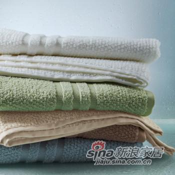 Tao全棉抗菌柔软吸水浴巾