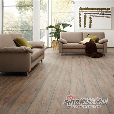 德合家SAXON 强化地板8219摩尔橡木-1