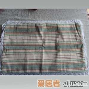 家元素老粗布布席纯棉枕套-SSL22392-48*74CM1