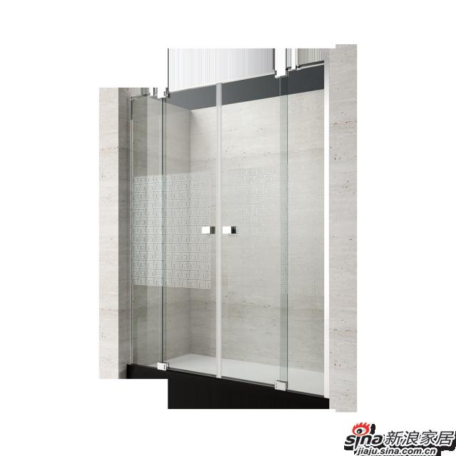 恒洁卫浴淋浴房HLG02Y42-0