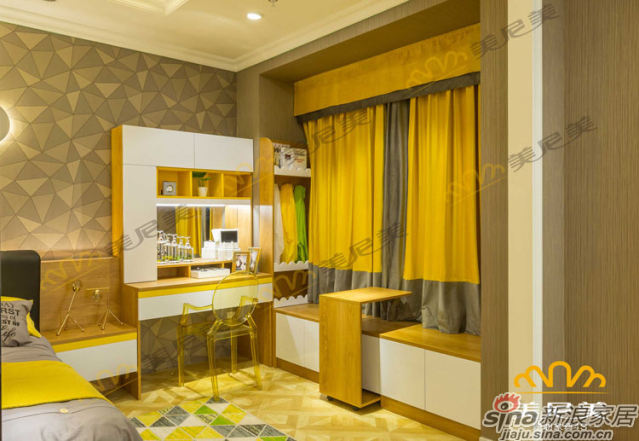 斯里兰卡-飘窗柜与梳妆台