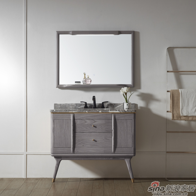 阿洛尼浴室柜-臻品A1935