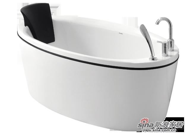 安华卫浴安大略系列浴缸anW037Q-2