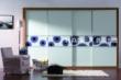 韩丽衣柜艺术系列-青花瓷
