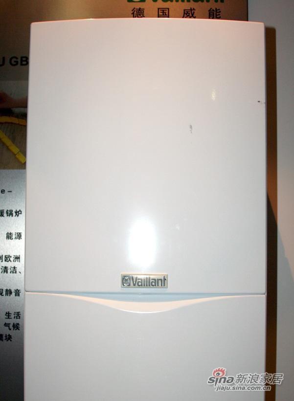 威能35KW冷凝水型壁挂式燃气采暖锅炉ecoMAX 635