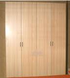 富之岛12D818-28白榉系列两门衣柜