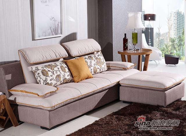 名扬世佳小户型沙发-0